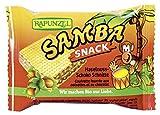 Rapunzel Bio Samba Snack, Haselnuss-Schoko Schnitte, 25 g
