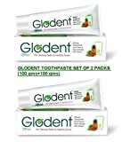 GLODENT - Natural Tooth Whitening Toothp...