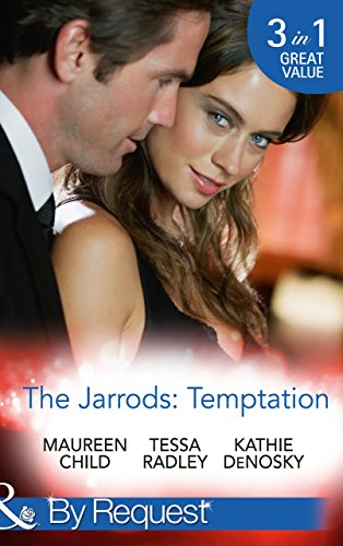 book cover of The Jarrods: Temptation