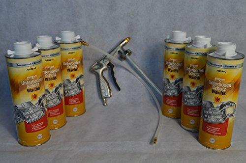 set-fertan-druckluftpistole-und-6-x-ubs240-1l-unterbodenschutzwachs-pkw-lkw-unterboden-schutzwachs