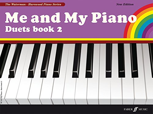 Me and My Piano Duets book 2 por Fanny Waterman