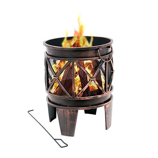 Feuerkorb Plum