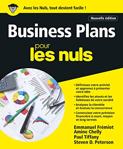 Business Plans pour les Nuls - Nouvelle édition par Amine CHELLY