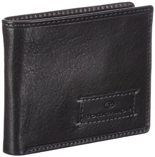 Tom Tailor Acc TOM 12212 Herren Geldbörsen 11x9x1 cm (B x H x T) Schwarz (schwarz 60)