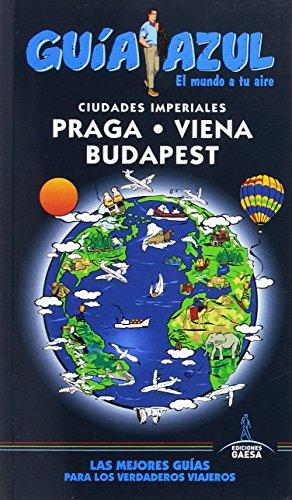 Praga, Viena y Budapest por Paloma Ledrado