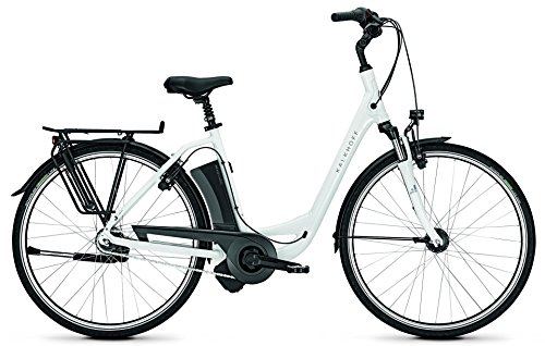 Kalkhoff E-Bike Jubilee Advance i7R 11 Ah Damen weiß 2018