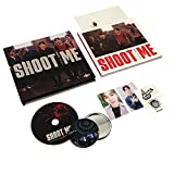 DAY6 3rd Mini Album - SHOOT ME : YOUTH PART 1 [ Bullet Ver. ] CD + Photobook + Clear Card + Tatoo Sticker + Photocard + FREE GIFT / K-POP Sealed