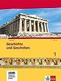 Geschichte und Geschehen 1. Ausgabe Hessen, Saarland Gymnasium: Schülerbuch mit CD-ROM Klasse 6 (G8), Klasse 7 (G9) (Geschichte und Geschehen. Sekundarstufe I)