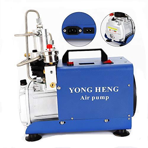 Z&Y Nueva bomba de aire de alta presión 30MPA Conjunto de compresor de aire eléctrico de 1800W PCP