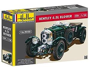 Heller - 80722 - Maqueta para construir - Bentley 4,5 L Blower - 1/24