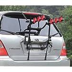 ROADMAX 3 Bicycle Bike Car Cycle Carrier Rack Universal Fitting Saloon Hatchback Estate