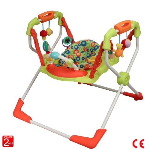 Balancelle jumper d'activité pour bébé jusqu'à 12 kg.