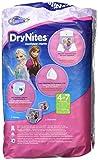 Huggies DryNites, Höschen für die Nacht Mädchen 4–7Jahre (17–30kg)-3Packungen D 10Panty jede, Modelle sortiert - 3