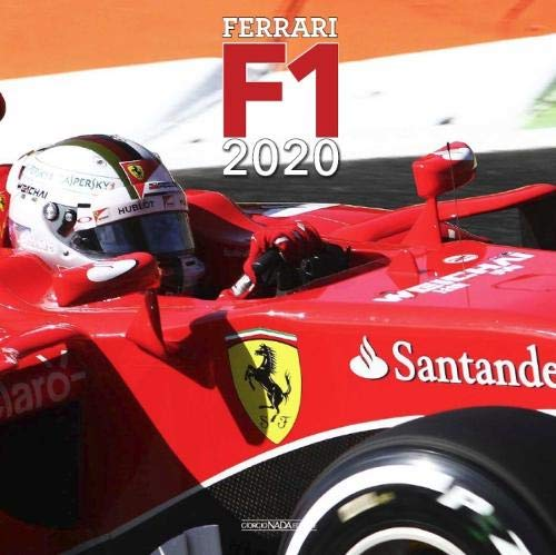 Ferrari F1 2020 Calendar