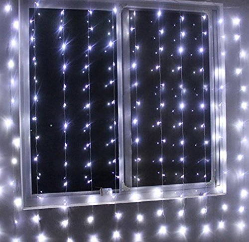 300-cool-white-led-3m-x-3m-party-decoration-fairy-curtain-string-lights-with-wireless-8-modes-remote