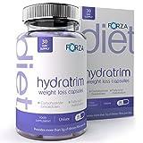 immagine prodotto FORZA Hydratrim Perdita di Peso - Glucomannano Fibra Radice di Konjac - Con Zinco - 180 Capsule