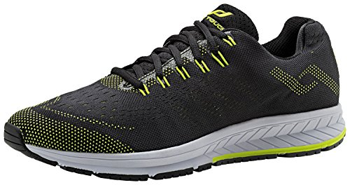 PRO TOUCH Run-Schuh OZ 25 M BLACK/ GREEN LIME
