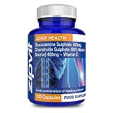 Glucosamine 500mg and Chondroitin 400mg, Pack of 120 Capsules, by Zipvit Vitamins Minerals & Supplements from Zipvit