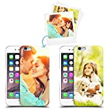 Custodia Cover Anukku® in Air Gel Ultra Sottile Personalizzata Con la tua Foto, Immagine o Scritta Per Apple iPhone 7 Stampa di Qualità Fotografica Con Mimaki