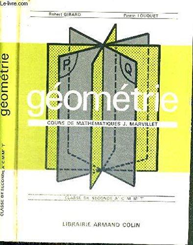 GEOMETRIE - COURS DE MATHEMATIQUES - CLASSE DE SECONDE A' C M M' T
