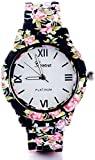 #7: peter india Analogue white Dial Watch women and girls