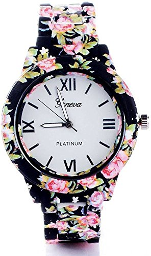 peter india Analogue white Dial women and girls Watch