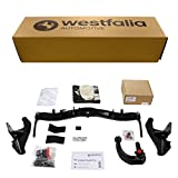 Abnehmbare Westfalia Anhängerkupplung für Verso (BJ ab 04/09) im Set mit 13-poligem fahrzeugspezifischen Westfalia Elektrosatz