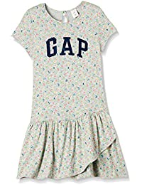 GAP Girls' Cotton Mini Dress