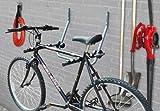 Wandmontage Fahrrad/Fahrradständer, für 2 Fahrräder