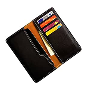 Fastway Pu Leather Pouch Case Cover For Philips S337