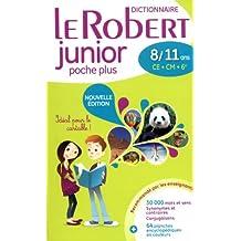 ROBERT JUNIOR POCHE PLUS 8/11