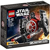 LEGO Star Wars First Order TIE Fighter Microfighter 75194 Star Wars Spielzeug