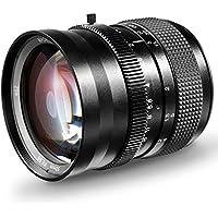 SLR Magic Hyper Prime 50mm 1:0,95 Objektiv micro 4/3 für Olympus PEN/Panasonic G-Serie (manueller Fokus, für APS-C Sensor gerechnet, IF, Filterdurchmesser 62mm, stufenlose Blendeneinstellung )