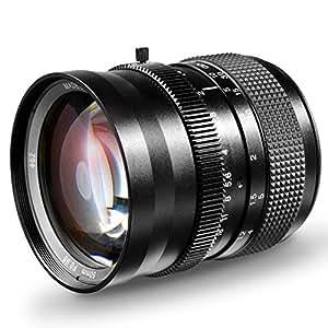 Objectif SLR Magic Hyper Prime 50/0,95 pour micro 4/3