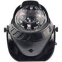 LED Light Sea Marine Military Compass Boat Ship Compass Electronic Vehicle Digital Car Compass Navigation