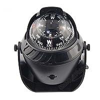 LED Light Sea Marine Military Compass Boat Ship Compass Electronic Vehicle Digital Car Compass Navigation 26