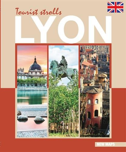 Lyon tourist strolls