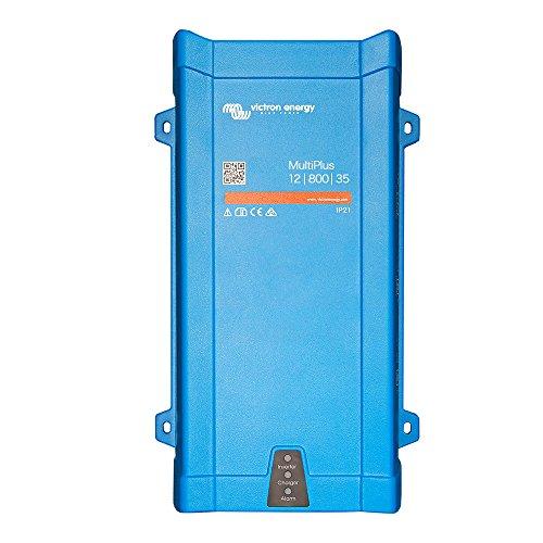 Convertisseur-chargeur 12v/230v multiplus 800va/35-16 victron energy