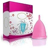 Timagebreze 4 Piezas/Lote Copa Menstrual para Higiene ...
