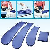 Bügelhilfe Bügelhilfeset für Ärmel und Taschen 4-teilig