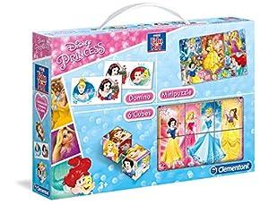 Clementoni 13257.7-Mini edukit Disney Princess Parte