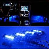 BreaDeep 4X3 LED Atmosphere Lights 12V C...