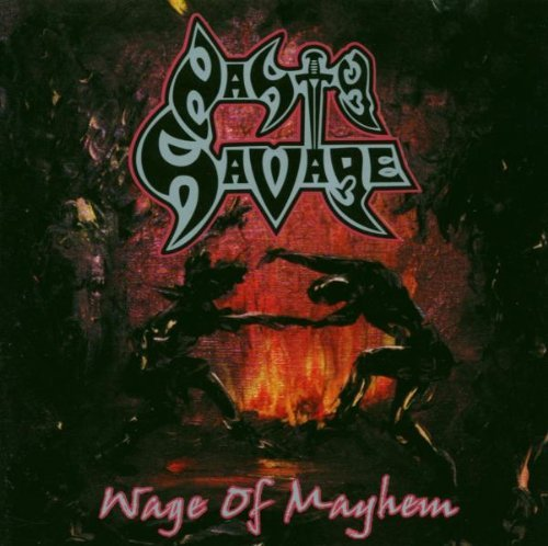Wage of Mayhem By Nasty Savage (2004-08-09)