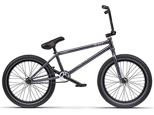 WETHEPEOPLE TRUST 2016 BMX RAD   GREY CHROME POLISHED | CROMO/NEGRO | 20 5