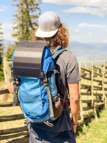 SunnyBAG Leaf+ – Premium Outdoor Solar Ladegerät - 6