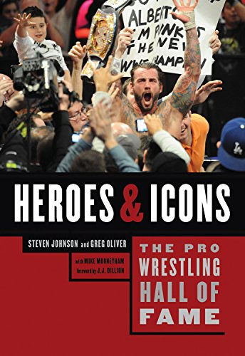 The Pro Wrestling Hall of Fame: Heroes & Icons (Hall Of Fame-filme)