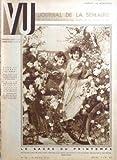 vu no 52 du 13 03 1929 le sacre du printemps fetedes fleurs des photos interdites pour raisons d etat a l etranger la vie des pompiers de paris les nuits lumineuses de la capitale le microscope au service de la decoration dans l art moderne