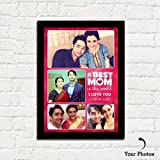 Best Mother Awards - Huppme™ Best Mom Photo Collage A4 Frame, Award Review
