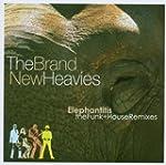 Elephantitis : The Funk + House Remixes