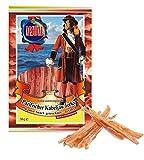 Pazifischer Kabeljau Jerky getrocknet und gesalzen Low Carb Fitness Food Eiweiß Snack Jerky Trockenfleisch Snack Protein Snacks Omega - 3 Meeresfrüchte (Pikan)